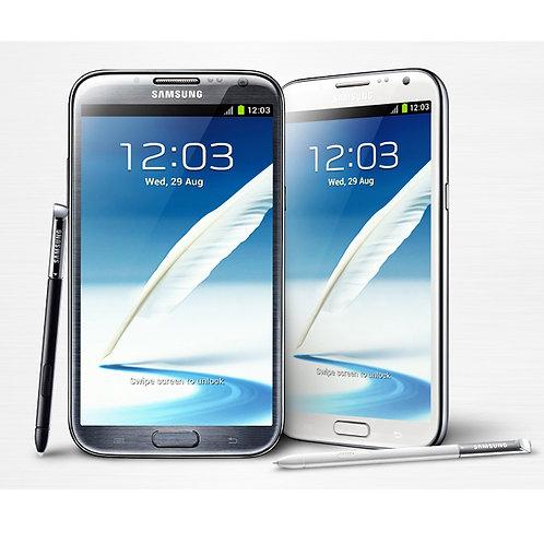 Réparation Vitre Galaxy Note 2