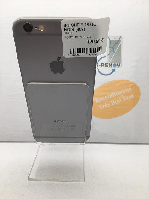 iPhone 6 16 Go noir (809)
