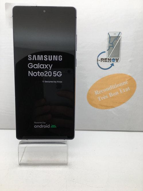 SAMSUNG NOTE 20 5G (573)