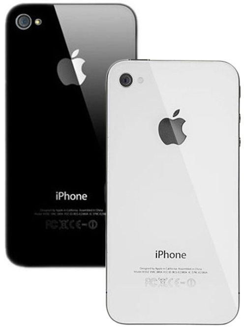 Remplacement Vitre arrière iPhone 4 / 4S