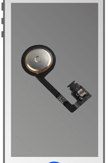 Changement bouton home iPhone 4 / 4S
