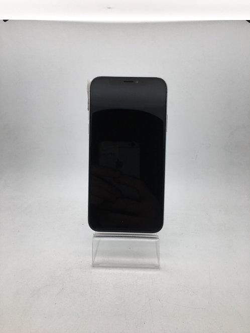 iPhone X 64 Go Argent (208)