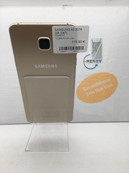 Samsung A5 2016 Or (287)