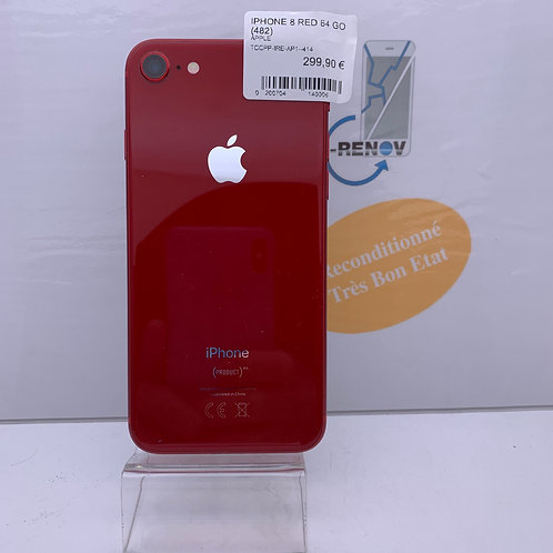 iPhone 8 Red édition