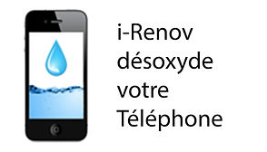 telephone tombé dans l'eau Saint-Dié Raon-L'Etape