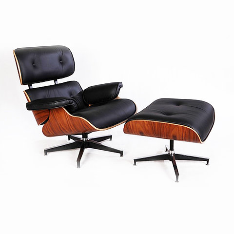 Marvelous Charles Eames Inspired Lounge Chair Uwap Interior Chair Design Uwaporg