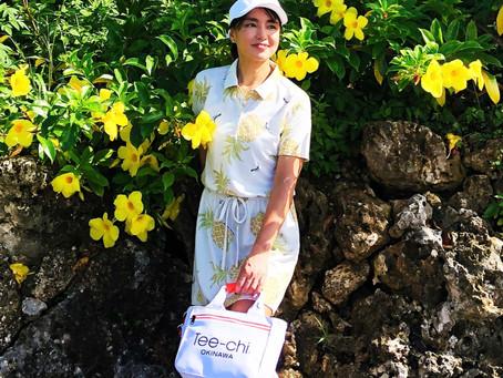 【プレスリリース】ゴルフのTee-chiとアロハのPAIKAJIが2ndコラボ