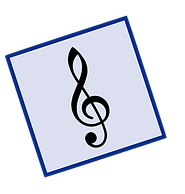 Image of a Treble or G clef
