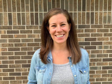 Get to know staff: Andrea Gaston