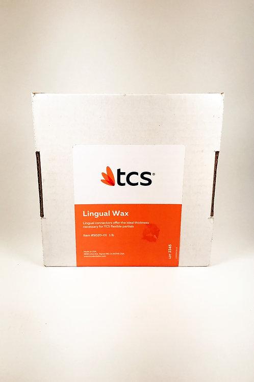 Lingual Wax