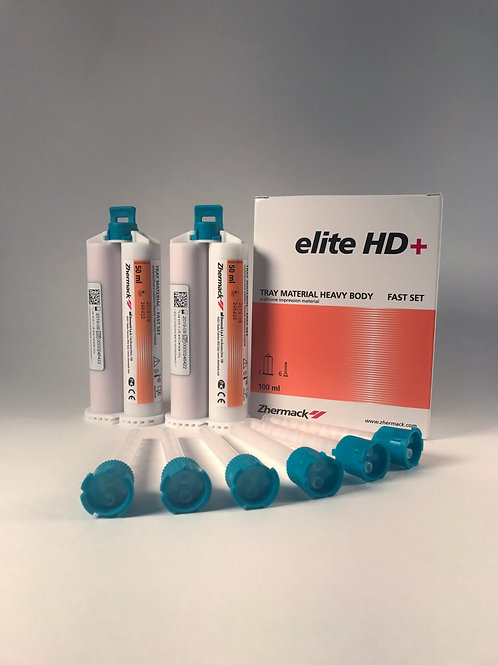 elite HD+ Tray Material - Heavy Body - Fast Set Addition Silicone