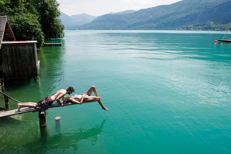 Urlaub am Wolfgangsee