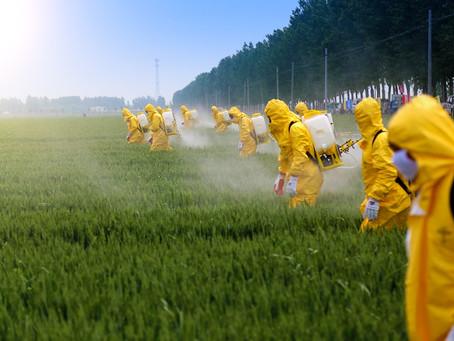 A química na agricultura