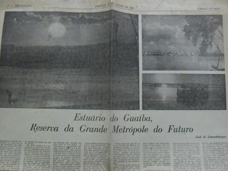 Estuário do Guaíba, Reserva da Grande Metrópole do Futuro