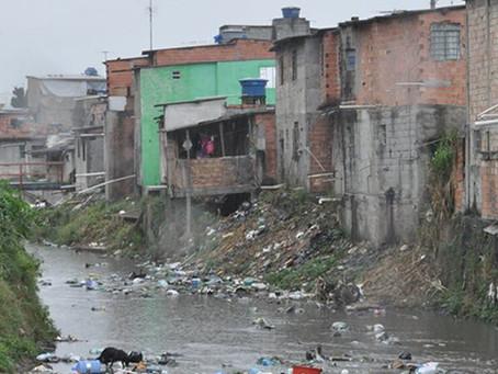 A visão global do assunto saneamento nas cidades*