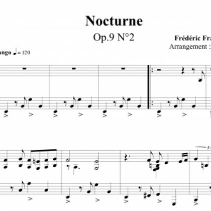 NOCTURNE (CHOPIN) (Eb)