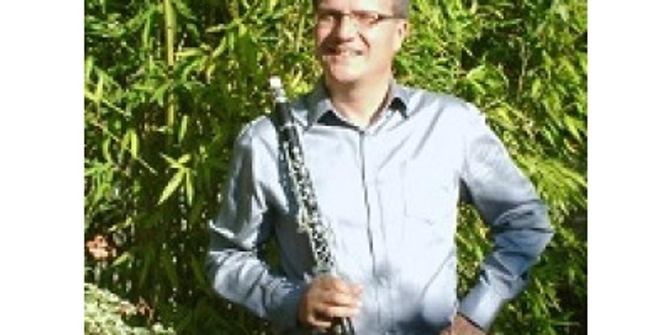 Franck Mossler invite Pascal Perrin