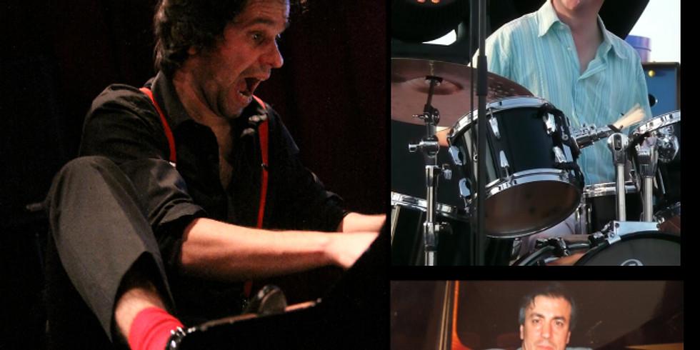 En concert avec Pierre-Yves Plat & Enzo Mucci
