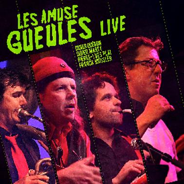LES AMUSE-GUEULES