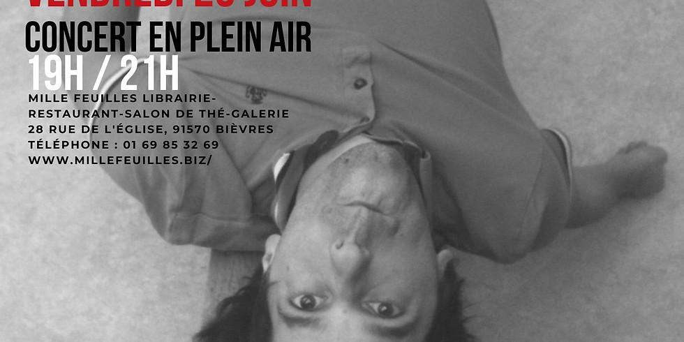 Pierre-Yves Plat fait son show