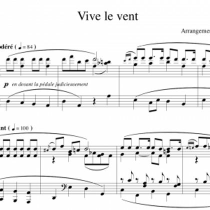 VIVE LE VENT / JINGLE BELL