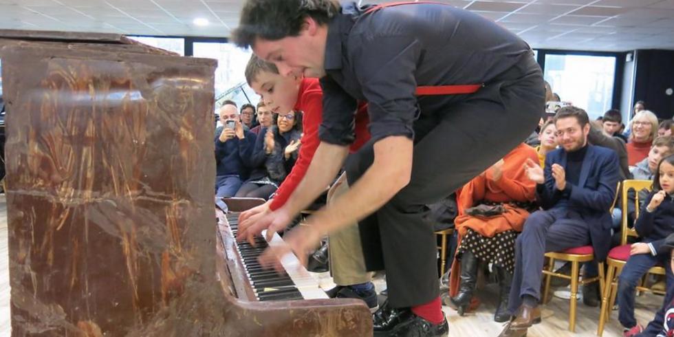 SOIRÉE PRIVÉE (PIANO SOLO)