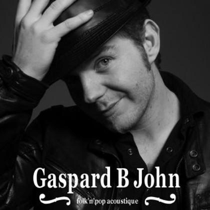 PIERRE-YVES PLAT invite GASPARD B JOHN