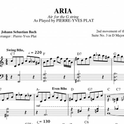 Aria (Bach)