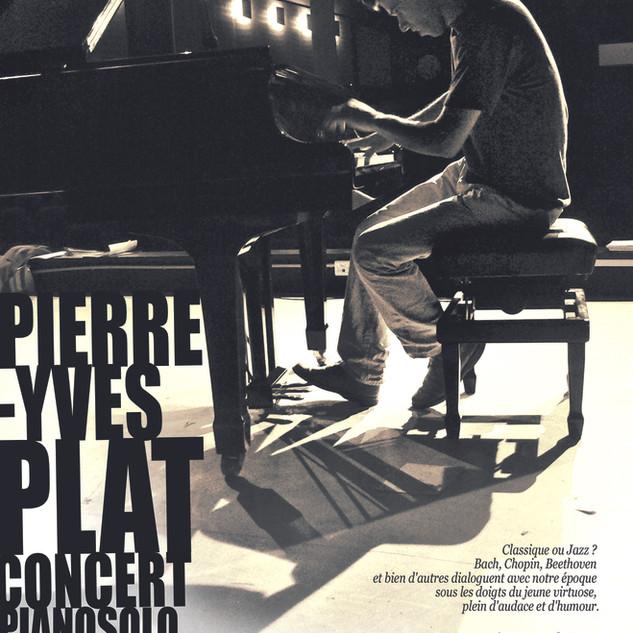 Affiche Piano solo - Credit photo - Guil