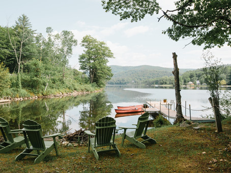 Summers in Vermont are one of our best kept secrets...