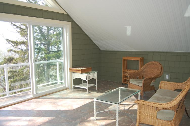Porch-Bedroom Seating