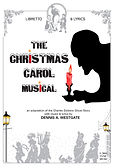The Christmas Carol Musical Miniature (L