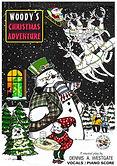 Woody's Christmas Adventure Miniature  (