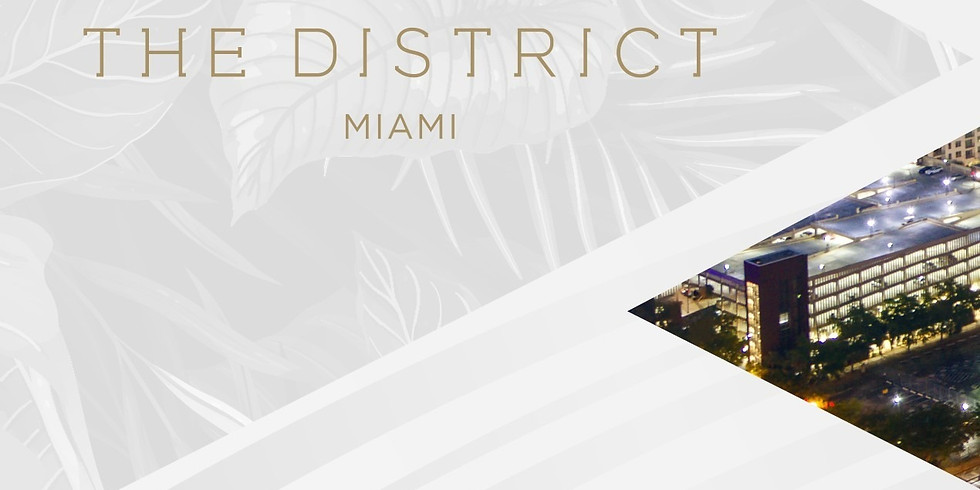 Broker's LLC - Project Presentation - The District