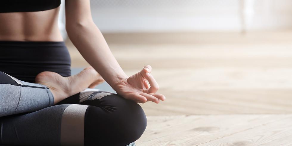 Broker's LLC: Yoga Class via Zoom