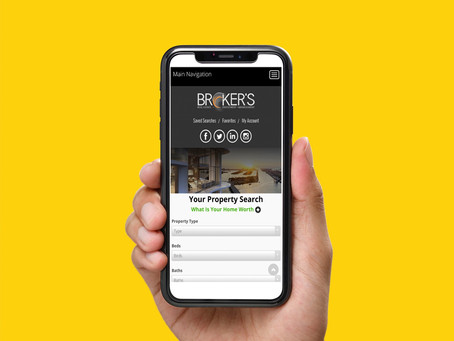 Your Real Estate Website Mobile Friendly.