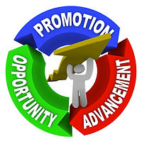 Image of Promotion Advancement Opportunity