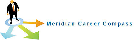 Meridian Career Compass Logo