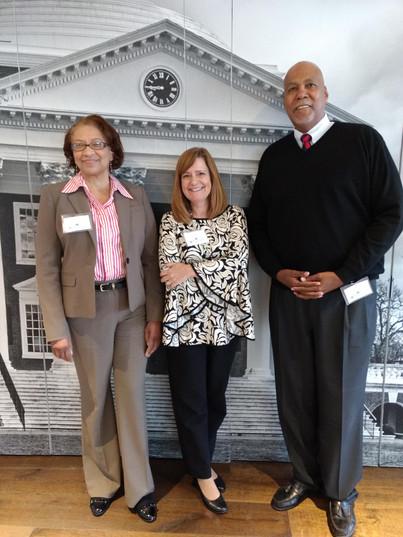 Washington MBA CSEA Regional Conference with Katherine and Melvin