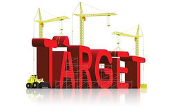 Image of the word Target