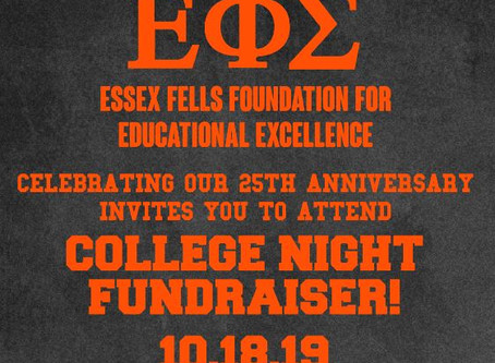 College Night Fundraiser