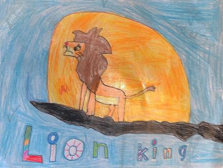 Artwork for Lion King, Jr.