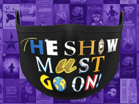 """""""The show MUST go on!"""""""