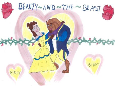 Beauty & the Beast Art Gallery