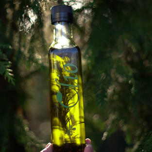 TGK handmade Infused Olive Oil and vinegars