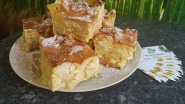 Grandma's Bread and Butter Pudding