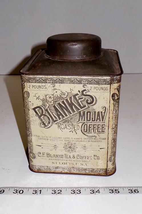 Blankes Mojav Coffee Tin