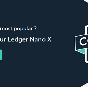 New Ledger Nano X Promotion: Get 20% Off On All Nano X Models As Celebration For Coin League 2020