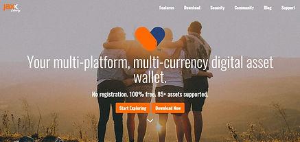 jaxx liberty wallet review