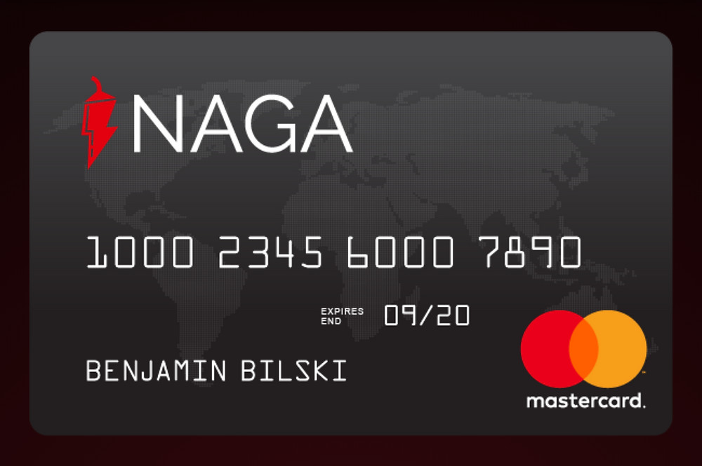 The Naga Card is a cryptocurrency platform offering users the ability to trade online and use a debit card for users around the world